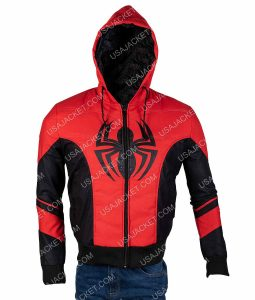 Peter Parker Spider-man Far From Home Hoodie