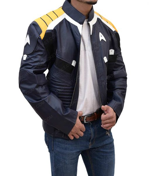 Beyond Kirk Jacket