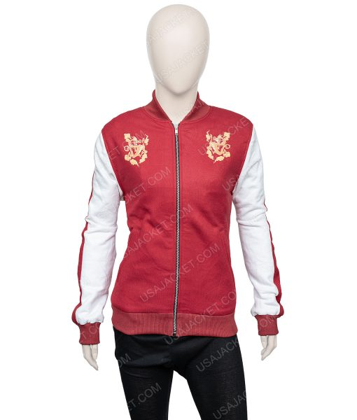 Red Dragon jacket