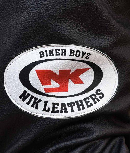Boyz Yellow Motorcycle Leather Jacket