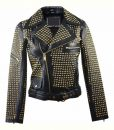 Motorcycle Studs Jacket