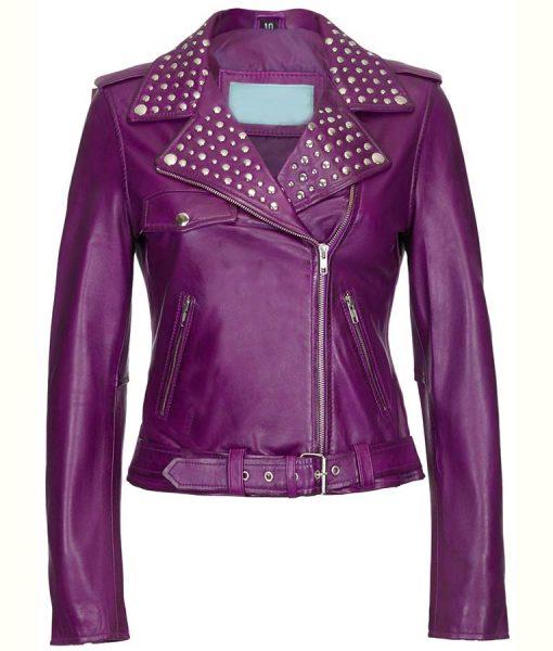 moto-biker jacket