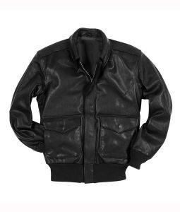 A-2-leather jacket