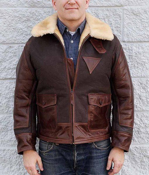 AN-J-4 irvin jacket