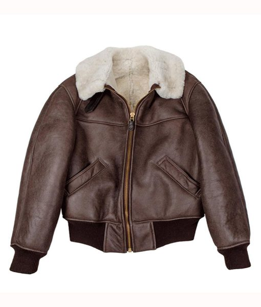 B-26 shearling jacket