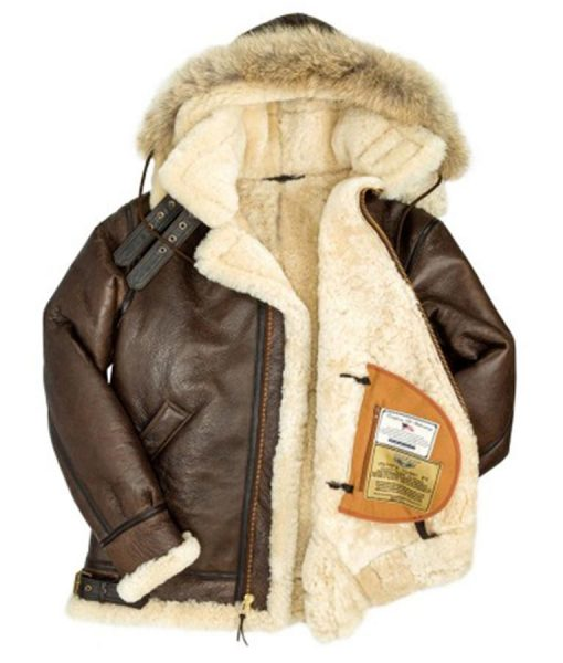 B3 Aviator Flight Coat