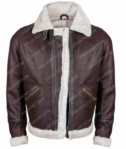 B-9 Sheepskin Shearling Jacket