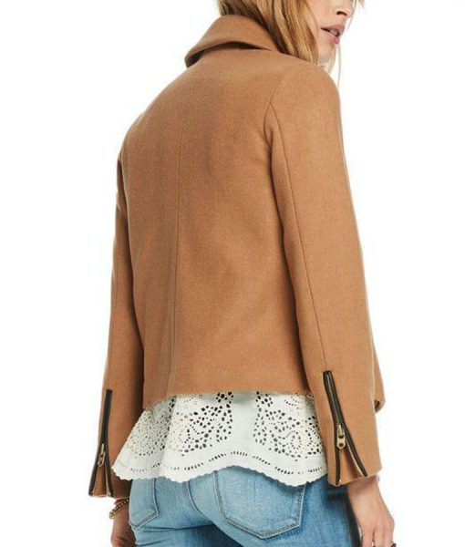 Riverdale Betty Camel Jacket