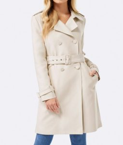 Betty Cream Coat
