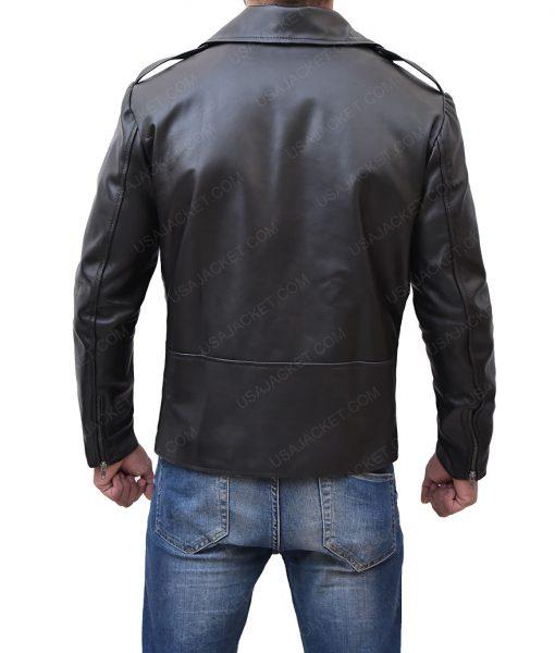 Brandon Flowers Leather Jacket