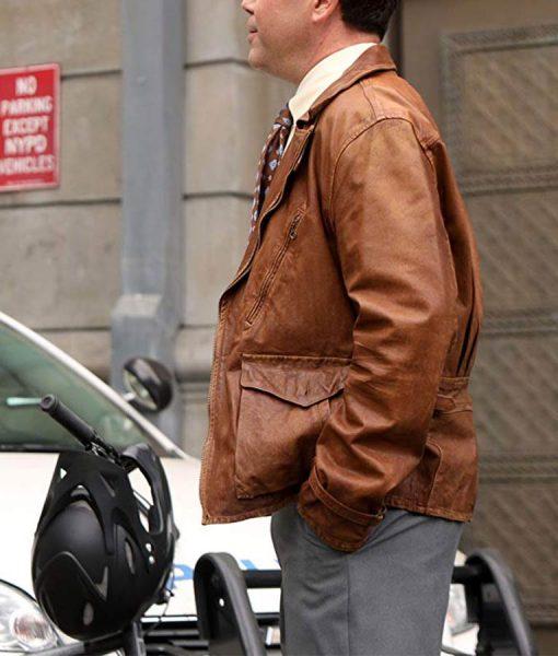 Jake Motorcyle leather jacket