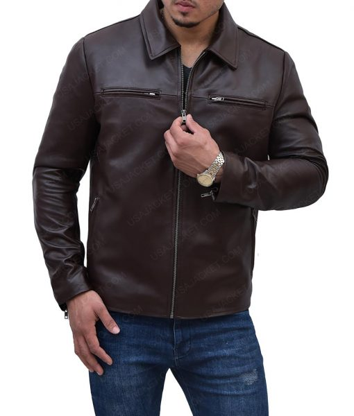 Mens Slimfit Casual Jacket