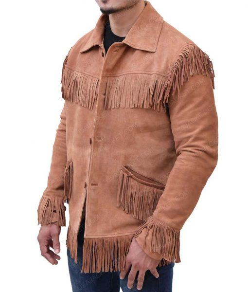 Midnight Joe Buck Fringe Jacket