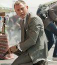 Daniel Craig Skyfall Grey Suit