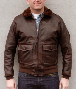 AN-6552 Bomber Irvin Jacket