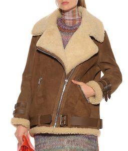 Hailey Rhode Bieber jacket