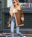 Hailey Baldwin Velocite Jacket