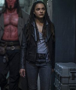 Alice Monaghan Hellboy Jacket