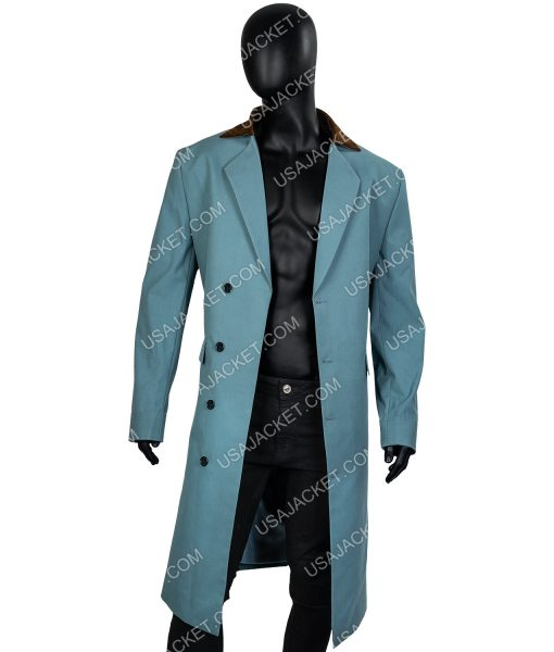 David Harbour Hellboy Coat