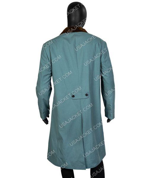 Hellboy David Harbour Cotton Coat
