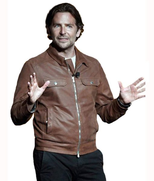 Jackson maine brown jacket