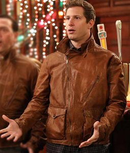 Brooklyn-99 Brown jacket
