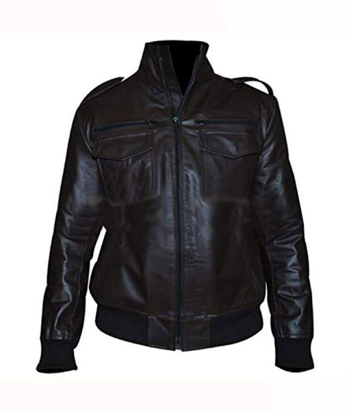 Jake Peralta leather jacket