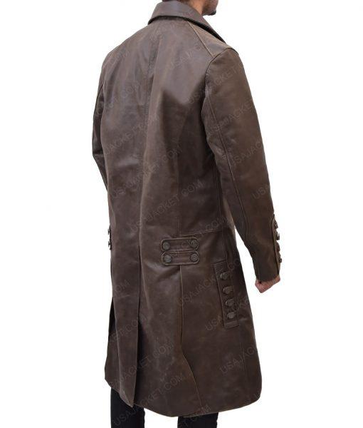 Jamie Frasers Outlander Sam Heughan Coat