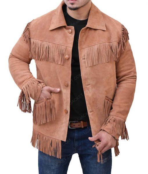 Cowboy Joe Buck Fringe Jacket