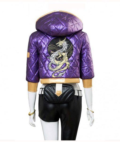 LOL Akali Jacket