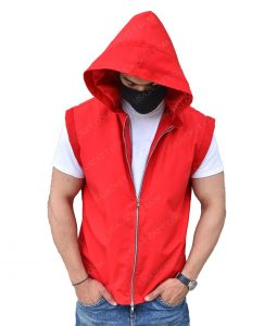 Creed II Adonis Johnson Vest