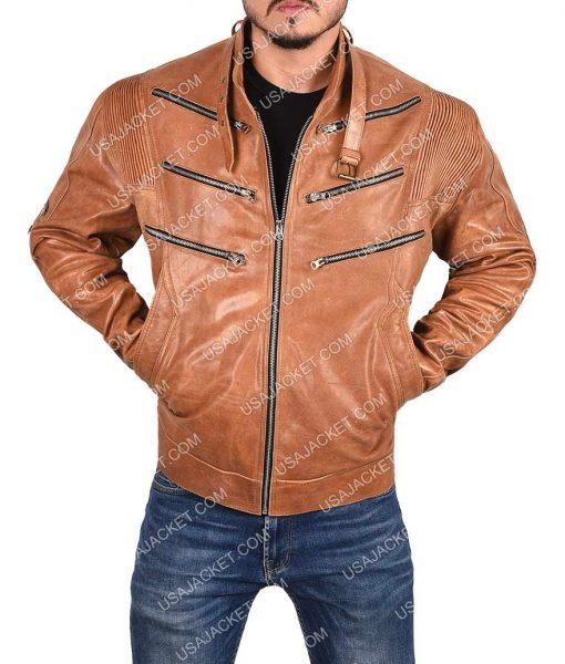 Bronze Tiger Arrow Jacket