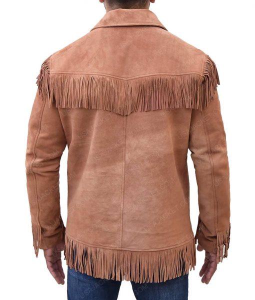 Joe Buck Fringe Jacket