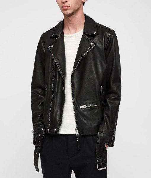 Oliver Queen Biker jacket