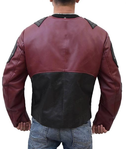 Ray Palmer Brandon Routh Jacket