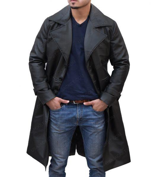 Resident Evil 5 Leather Coat