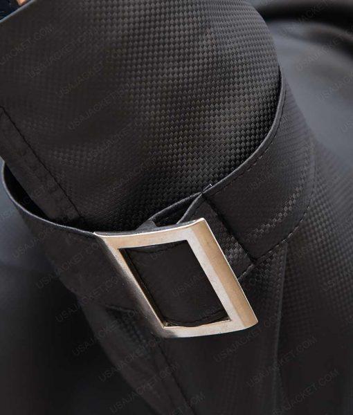Resident Evil 5 Albert Wesker Black Leather Coat