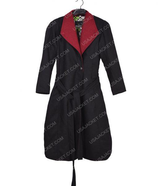 Riverdale Black hermione Coat