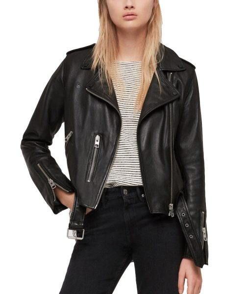 Rosa Black Jacket