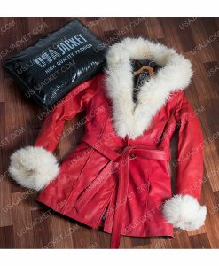 The Christmas Chronicles Goldie Hawn Hooded Jacket Brandshoot