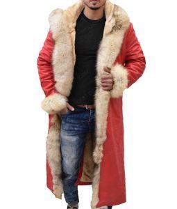 The Christmas Chronicles Kurt Russell Trench Coat
