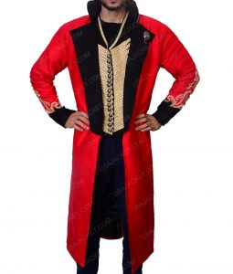 The Greatest Showman Hugh Jackman Trench Coat With Vest