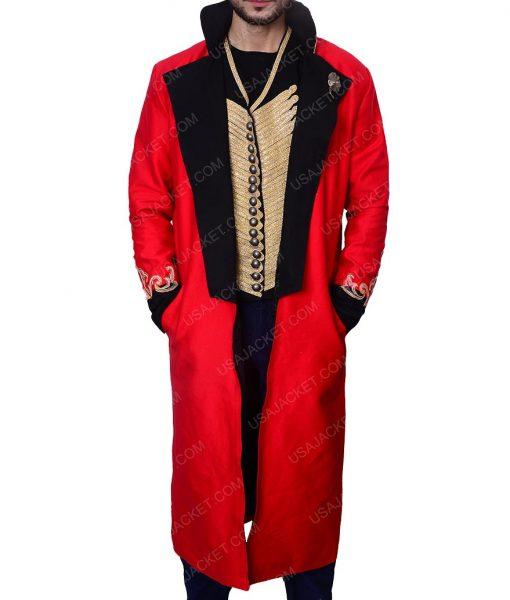 Jackman Trench Coat With Vest