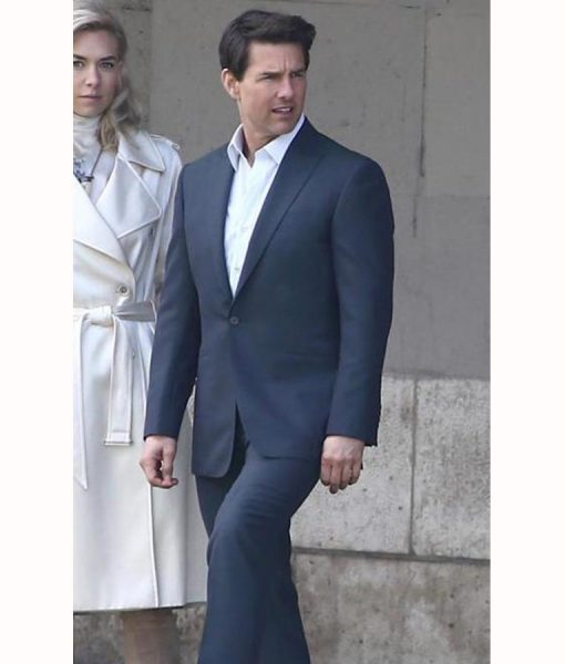 MI6 Tom Cruise Suit