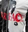 Tony Montana Scarface Al Pacino Leather Jacket