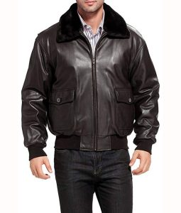 WW2 G-1 Shearling Leather Jacket