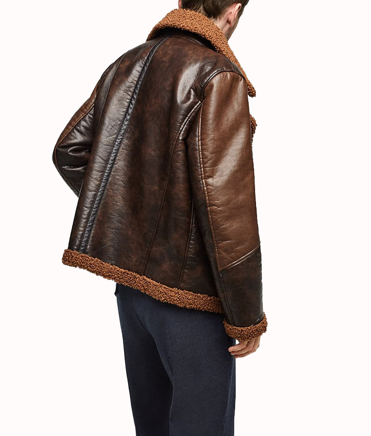 Wwe Dean Ambrose Leather Jacket