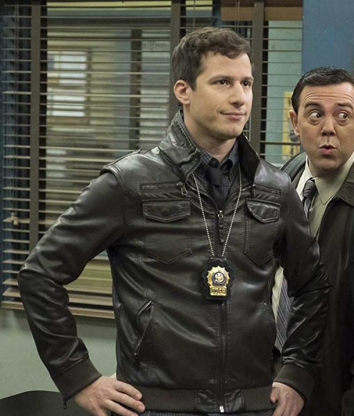 Brooklyn 99 bomber jacket