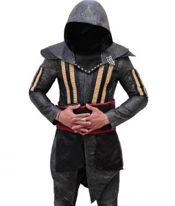Assassins Creed Aguilar Michael Fassbender Coat
