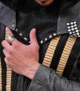 Assassins Creed Aguilar Michael Fassbender Coat